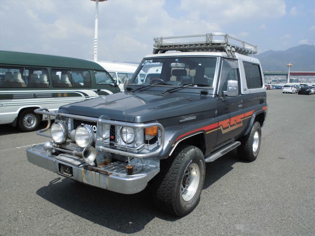 1986+Land+Cruiser+Prices Land Cruisers Direct - 1986 Toyota Land
