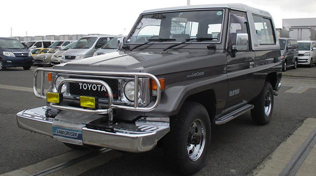 land cruisers direct vehicle inventory 1989 toyota land cruiser bj74 lx 6140